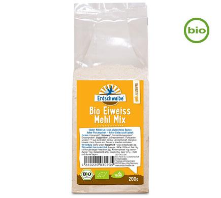 Erdschwalbe Bio EIWEISS MEHL MIX Glutenfrei, 200g