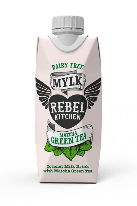 MATCHA GREEN TEA MYLK 330ml