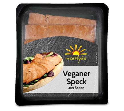 meetlyke Veganer SPECK, 60g