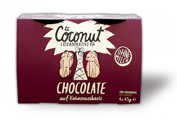 Coconut Collaborative Schokoladendessert  4x45g