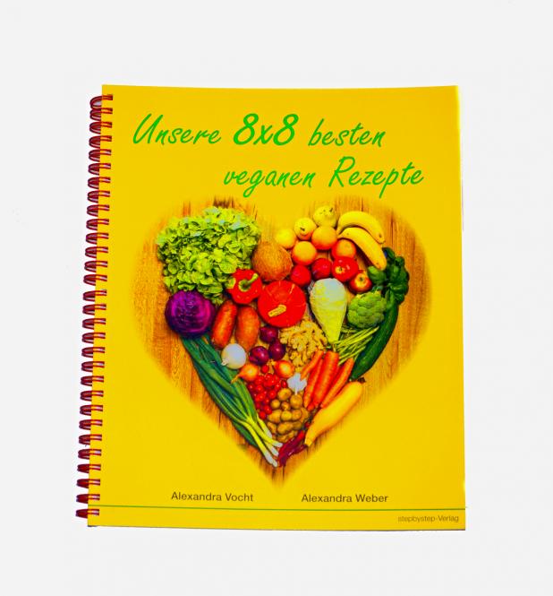 Unsere 8 x 8 besten veganen Rezepte