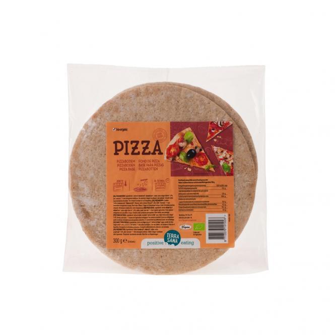 Terrasana Bio PIZZA CLASSICO Pizzaböden, 300g