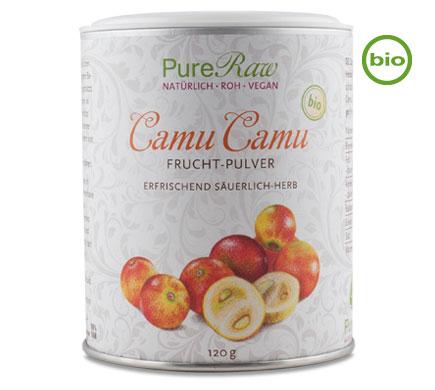 Bio CAMUCAMU-Pulver, 120g