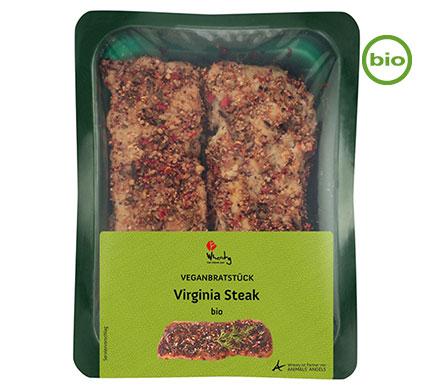 Veganbratstück Virginia Steak