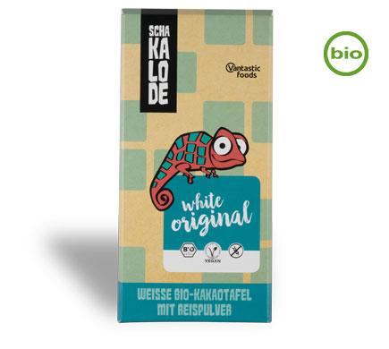 Vantastic Foods BIO SCHAKALODE White Original, 80g