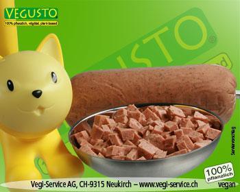 Vegi-Cat Maxi-Wurst 500 Gramm