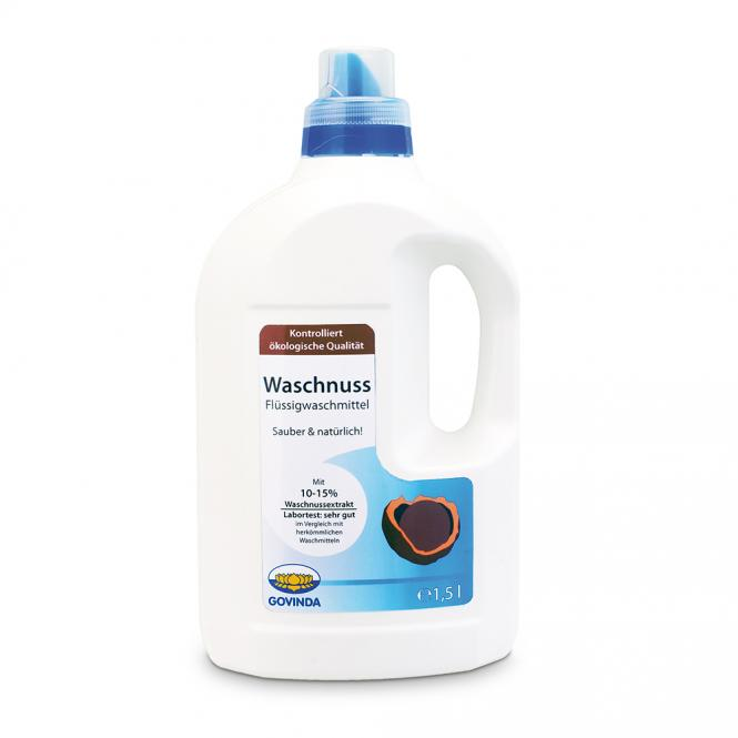 Waschnuss-Flüssigwaschmittel
