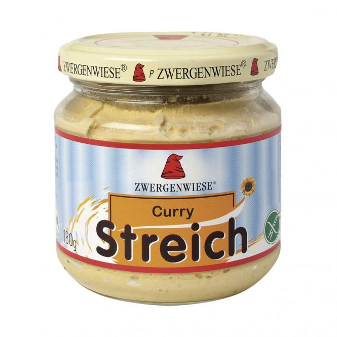 Zwergenwiese Bio CURRY Streich, 180g