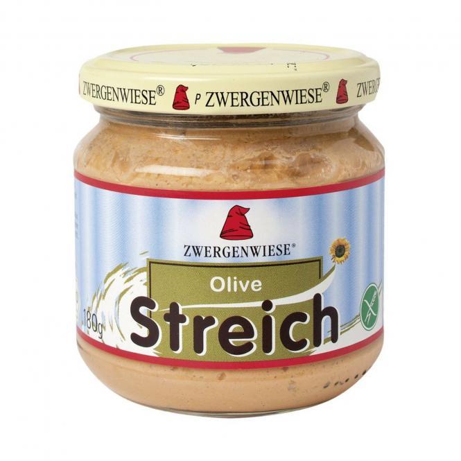 Zwergenwiese Bio OLIVE Streich, 180g